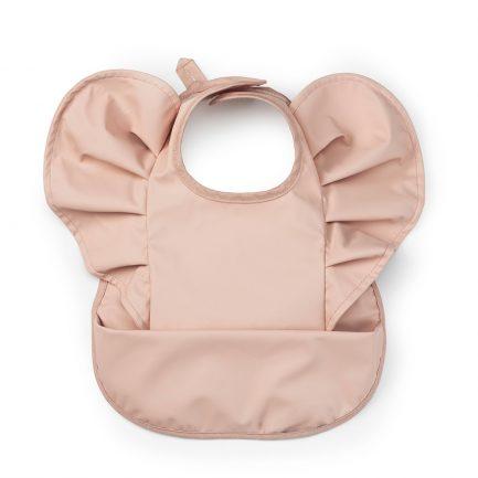 Bavoir powder pink, Elodie Details