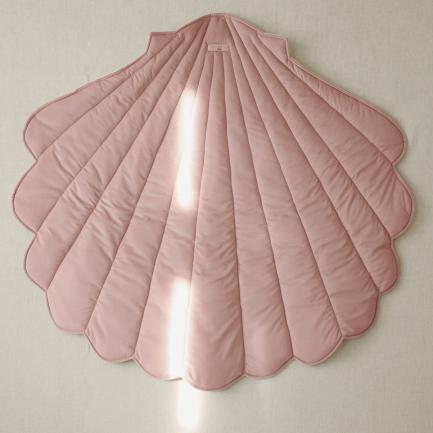 Tapis coquillage, Soft pink, Moi Mili